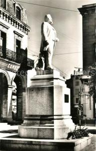 AK / Ansichtskarte Castres_Tarn Statue de Jean Jaures Monument Castres_Tarn