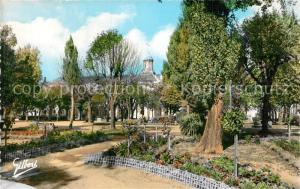 AK / Ansichtskarte Rochefort_sur_Mer Les Jardins de l'Hopital Militaire Rochefort_sur_Mer