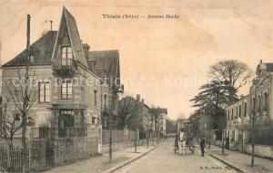 AK / Ansichtskarte Thiais Avenue Hoche Thiais