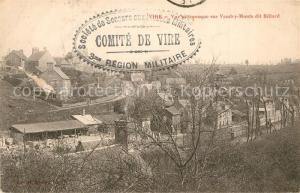 AK / Ansichtskarte Vire_Calvados Vandry Monts Vire Calvados