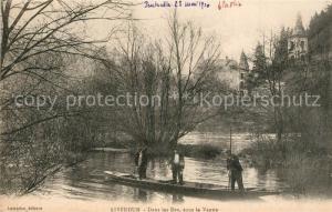 AK / Ansichtskarte Liverdun Dans les Iles sous la Vanne Liverdun