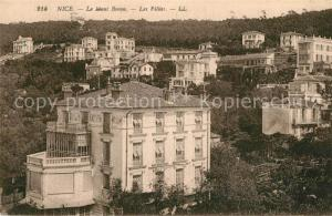 AK / Ansichtskarte Nice_Alpes_Maritimes Le Mont Boron Les Villas Nice_Alpes_Maritimes