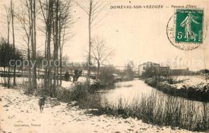 AK / Ansichtskarte Domevre sur Vezouze Winterlandschaft Domevre sur Vezouze
