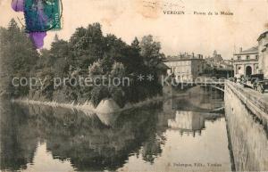 AK / Ansichtskarte Verdun_Meuse Pointe de la Meuse Verdun Meuse