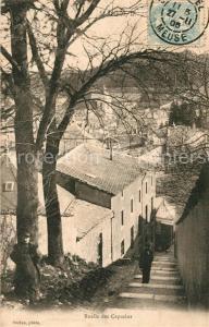 AK / Ansichtskarte Saint Mihiel Ruelle des Capucins Saint Mihiel