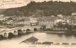 AK / Ansichtskarte Saint Mihiel Panorama Saint Mihiel