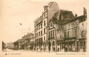 AK / Ansichtskarte Bar_le_Duc_Lothringen Boulevard de la Rochelle Poste Bar_le_Duc_Lothringen