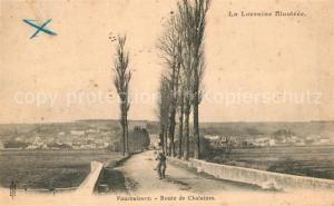 AK / Ansichtskarte Vaucouleurs Route de Chalaines Vaucouleurs