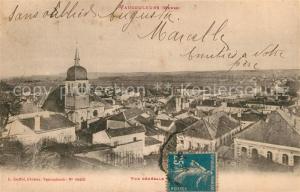 AK / Ansichtskarte Vaucouleurs Panorama Kirche Vaucouleurs
