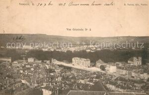 AK / Ansichtskarte Verdun_Meuse Panorama Verdun Meuse