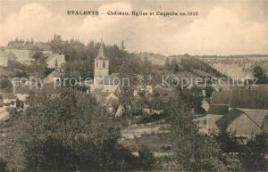 AK / Ansichtskarte Etalante Chateau Eglise Coquille Etalante