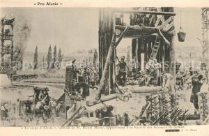 AK / Ansichtskarte Alesia(Roman War)_Alise Sainte Reine Tableau Henri Motte