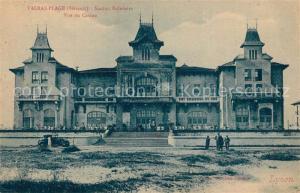 AK / Ansichtskarte Valras Plage Station Balneaire Vue du Casino Valras Plage