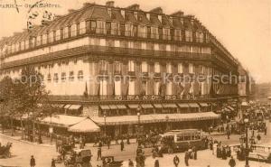 AK / Ansichtskarte Paris Grand Hotel Paris