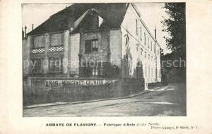 AK / Ansichtskarte Flavigny sur Ozerain Abbaye Fabrique d Anis Flavigny sur Ozerain