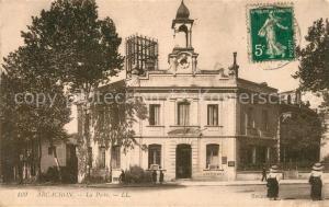 AK / Ansichtskarte Arcachon_Gironde La Poste Arcachon Gironde