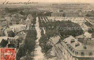 AK / Ansichtskarte Rodez Casernes neuves Avenue Victor Hugo Rodez