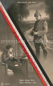 AK / Ansichtskarte Militaria_Poesie Foto NPG Nr. 12829  Militaria Poesie
