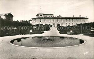 AK / Ansichtskarte Castres_Tarn jardin de l'Eveche Musee et Cathedrale Castres_Tarn