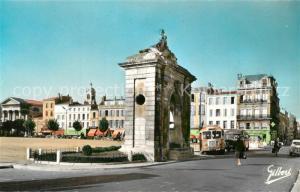 AK / Ansichtskarte Rochefort_sur_Mer La Place Colbert Rochefort_sur_Mer