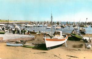 AK / Ansichtskarte Ile_d_Oleron La Plage Le Port Ile_d_Oleron