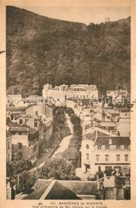 AK / Ansichtskarte Bagneres de Bigorre Vue plongeante du Bd Carnot sur le Casino Bagneres de Bigorre