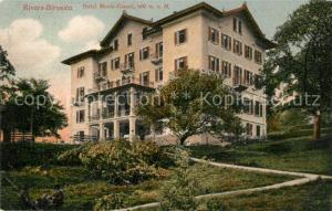 AK / Ansichtskarte Bironico Hotel Monte Caneri Bironico