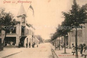 AK / Ansichtskarte Ahrensburg Lohe Ahrensburg