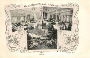 AK / Ansichtskarte Bale Grand Hotel Victoria National Bale
