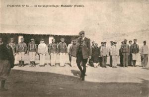 AK / Ansichtskarte Monastir Kriegsgefangenenlager Monastir