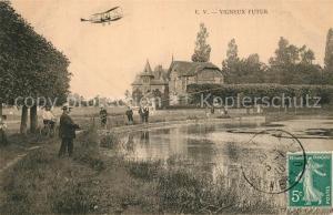 AK / Ansichtskarte Vigneux sur Seine Panorama See Vigneux sur Seine