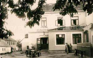 AK / Ansichtskarte Wien Gasthaus Frank Wien