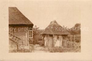 AK / Ansichtskarte Dahme_Ostseebad_Holstein Reethaeuser