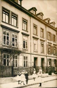 AK / Ansichtskarte Basel_BS Wohnhaus Pfeffingerstrasse  Basel_BS