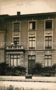 AK / Ansichtskarte Basel_BS Wohnhaus Basel_BS