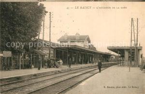 AK / Ansichtskarte Le_Raincy L interieur de la Gare Le_Raincy