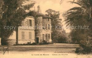AK / Ansichtskarte La_Londe les Maures Chateau des Bomettes La_Londe les Maures