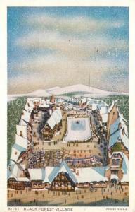 AK / Ansichtskarte Expositions_Century_of_Progress_Chicago_1934 Black Forest Village