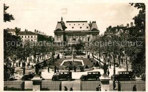 AK / Ansichtskarte Saint Etienne_Loire Place Jean Jaures et la Prefecture Saint Etienne Loire