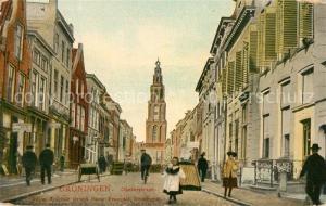 AK / Ansichtskarte Groningen Oosterstraat Groningen