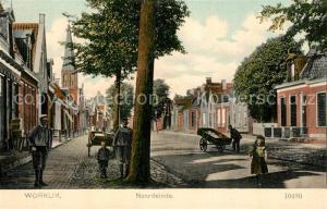 AK / Ansichtskarte Workum Noordeinde Workum
