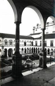 AK / Ansichtskarte Evora Um aspecto do liceu Andre de Gouveia Evora