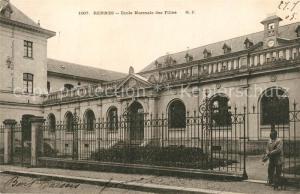 AK / Ansichtskarte Rennes_Ille et Vilaine Ecole Normale des Filles