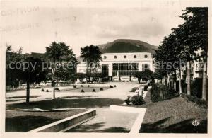 AK / Ansichtskarte Le_Mont Dore Casino et le parc Le_Mont Dore