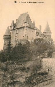 AK / Ansichtskarte Thiviers Chateau Thiviers