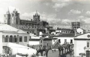 AK / Ansichtskarte Evora Vista parcial da Cidade Igreja Evora