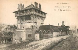AK / Ansichtskarte Garrigues_Bergerac Chateau de Mounet Sully Garrigues Bergerac