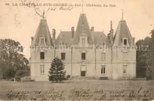 AK / Ansichtskarte La_Chapelle sur Erdre Chateau du Saz La_Chapelle sur Erdre