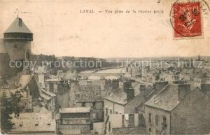 AK / Ansichtskarte Laval_Mayenne Vue prise de la Perrine Laval Mayenne