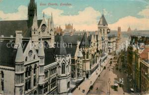 AK / Ansichtskarte London Law Courts London